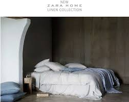 lookbook new linen collection zara