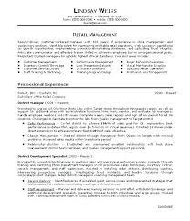 Resume Career Summary Stunning Career Summary Resume Akba Katadhin Co Utmostus