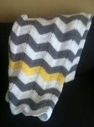 Double Crochet Chevron Pattern Delectable Double Crochet Chevron Afghan Very Handy And Much Quicker Than The