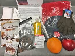 ncso and salvation army deliver socks and oranges to inmates