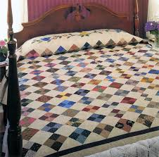 "How to make a king-size quilt quicker: 4 strategies - Stitch This ... & Vintage Memories quilt "" Adamdwight.com"