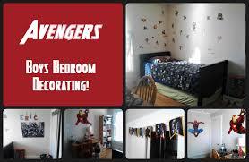 Charming Super Hero Boys Bedroom