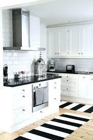 Black And White Kitchen Rug Black And White Kitchen Rug Rugs Best Rugged Black  White Checkered . Black And White Kitchen Rug ...