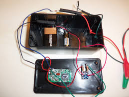 a very simple current regulated tdcs device speakwisdom in the bottom left is the digital ma meter circuit to its right is a dpst switch the left portion of the switch is used as on off for the meter
