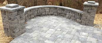 concrete paver vs flagstone patios