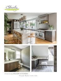 Kitchen And Bath Magazine Press Kitchen Bath Design Studio The Cabinetry Massachusetts