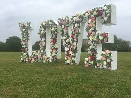 Audries Design Utah Giant Floral Love Letters Love Letters Kent Giant