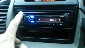 sony mex bt2500 how to turn bluetooth on