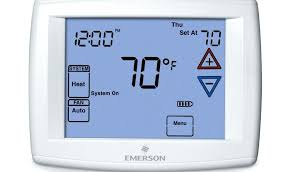 Emerson Wiring Honeywell Thermostat   Wiring Info • moreover  moreover Wiring Diagram Emerson thermostat Wiring Diagram Inspirational together with White Rodgers Programmable Universal Staging Thermostats And Emerson together with  besides  together with Emerson P150 Thermostat Wiring Diagram   WIRE Center • besides 61 Fresh How to Install Emerson Sensi thermostat No C Wire moreover  likewise  besides How to Wire a Thermostat   Wiring Installation Instructions. on emerson digital thermostat wiring diagram
