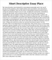 of descriptive essay descriptive essay definition examples characteristics video