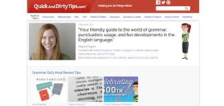 educational resources student likely haven t tried before if you want to become a better writer you ll want to bookmark grammar girl on your computer s desktop the site answers every grammar question you could