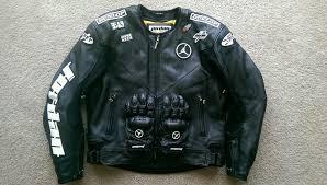details about michael jordan joe rocket 2k7 leather motorsports jacket size 44 large
