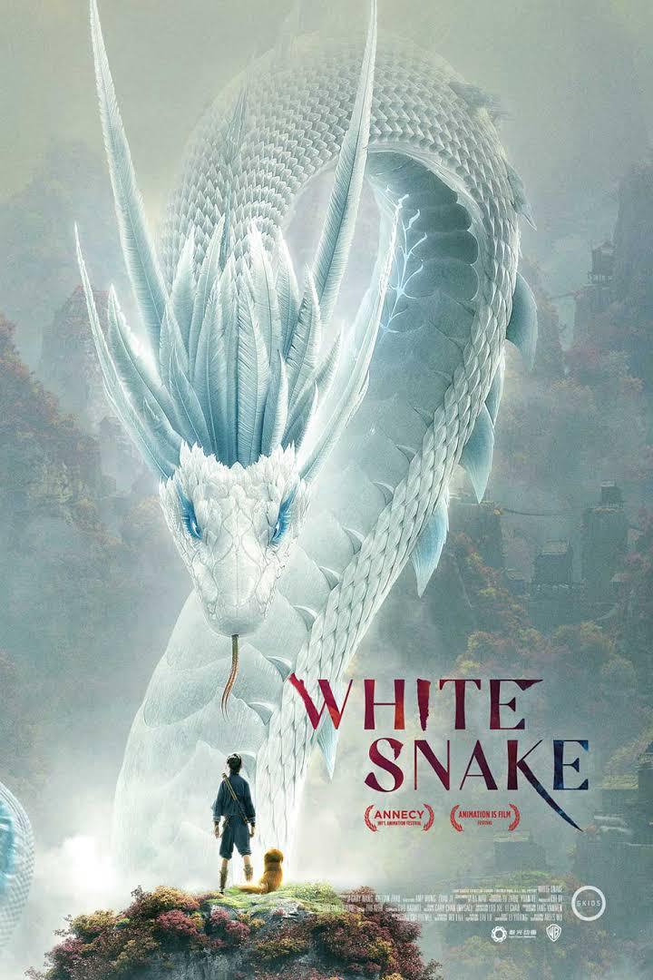 Download White Snake (2019) Dual Audio {Hindi-English} 480p | 720p
