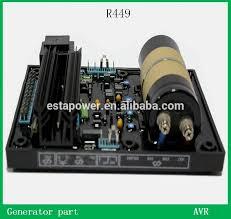 D'alternateur Générateur Somer De Régulateur régulateur Tension Carte R449 Y Buy R449 régulat - Automatique Avr R449