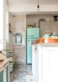 Amazing Cuisine Retro Chic Idees Photos Et Idaces Daccoration Maison