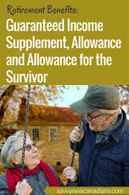 Guaranteed Income Supplement Allowance And Allowance For