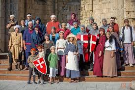 Medieval Rose Festival on Rhodes Island   Travel Zone Greece