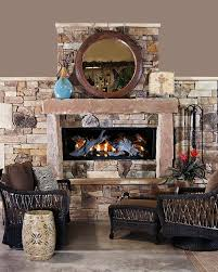 fpx xtreme direct vent fireplace with tahoe driftwood