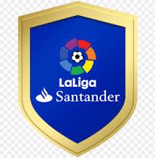 What is logo la liga font. Laliga Santander Tots La Liga Santander Logo Png Image With Transparent Background Toppng