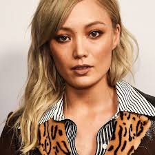 pom klementieff hair color