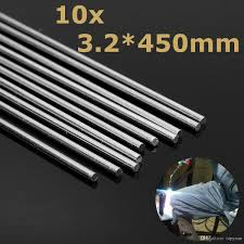 2018 450mm aluminum alloy silver welding rods tools for s polish paint from topyuan 5 25 dhgate com