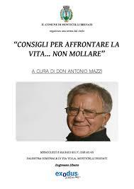 Serata con Don Antonio Mazzi – Ass. Pro Monticelli
