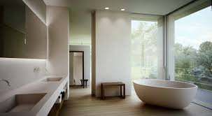 Modern Cottage Master Bathroom Decobizzcom