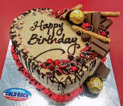 happy birthday cakes with love. Simple With Cold Rock Ice Creamery  Happy Birthday Love Cake In Happy Birthday Cakes With Love