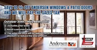patio doors for sale. Brilliant For Andersen Windows And Patio Doors Sale 2017 And For
