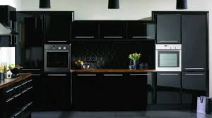 Alluring Kitchen Design: Magnificent 15 Astonishing Black Kitchen Cabinets  Home Design Lover Of Matte of