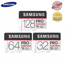 ♥Bộ Chuyển Đổi Gửi Miễn Phí + Đầu Đọc Thẻ, Thẻ Nhớ Samsung Microsd SDHC  Class 10 Chính Hãng 100% Dung Lượng 32GB / 64GB / 128GB SDXC PRO Độ Bền Thẻ  Nhớ