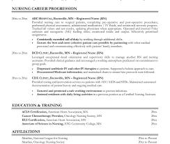 Attractive New Graduate Rn Resume Builder Photo Documentation