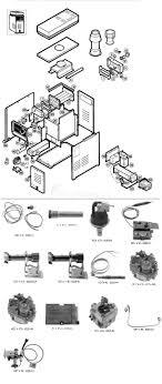 comfortzone hayward gas heater parts inyopools com Spa Wiring Schematic comfortzone hayward gas heater diagram