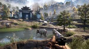 Image result for farcry 4 elephant