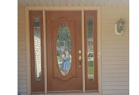 i paint my stained front door