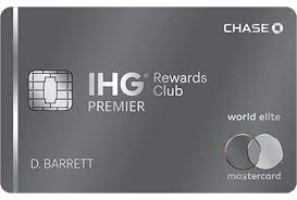 The new cards will cost $29 and $89, and. Ihg Rewards Club Premier Credit Card