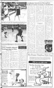 The Thomas Tribune December 6, 2001: Page 3