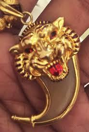 tiger nail locket manufacturer tiger