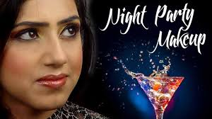 night party makeup tutorial for indian skin