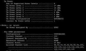 Cisco 3702i Tx Power Chart Me Myself The Network