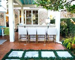 home patio bar. Home Patio Bar Coastal Kitchen Photo In New With A Gazebo Bars