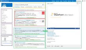 Microsoft Sharepoint Templates Introducing Sharepoint 2013 Search Result Types And Display