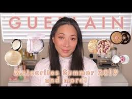 <b>GUERLAIN Meteorites</b> Summer 2019 - First Impressions - YouTube