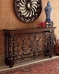 iron console table. Cast Iron Console Table