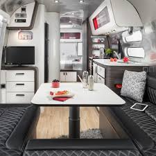 choose from the four berth colorado slightly smaller missouri and yukon which sleeps two three the biggest of the three new travel trailers is the colorado