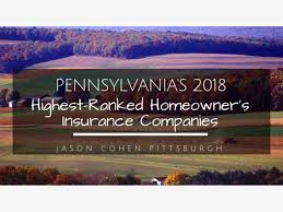 Best Homeowners Insurance Companies In Pa Jason Cohen Pittsburgh