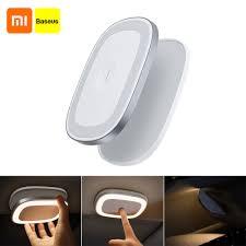 Youpin <b>Baseus Vehicle</b> Light <b>Reading Lamp</b> USB Rechargeable ...