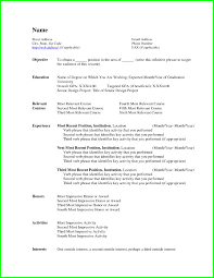 Resume Templates Microsoft Haadyaooverbayresort Com