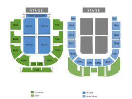 Township Auditorium Seating Chart And Tickets