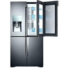 glass door refrigerator for home doors small